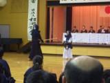 優秀選手指導稽古:山野慎治・村瀬諒選手(日体大/全日本学生王者)