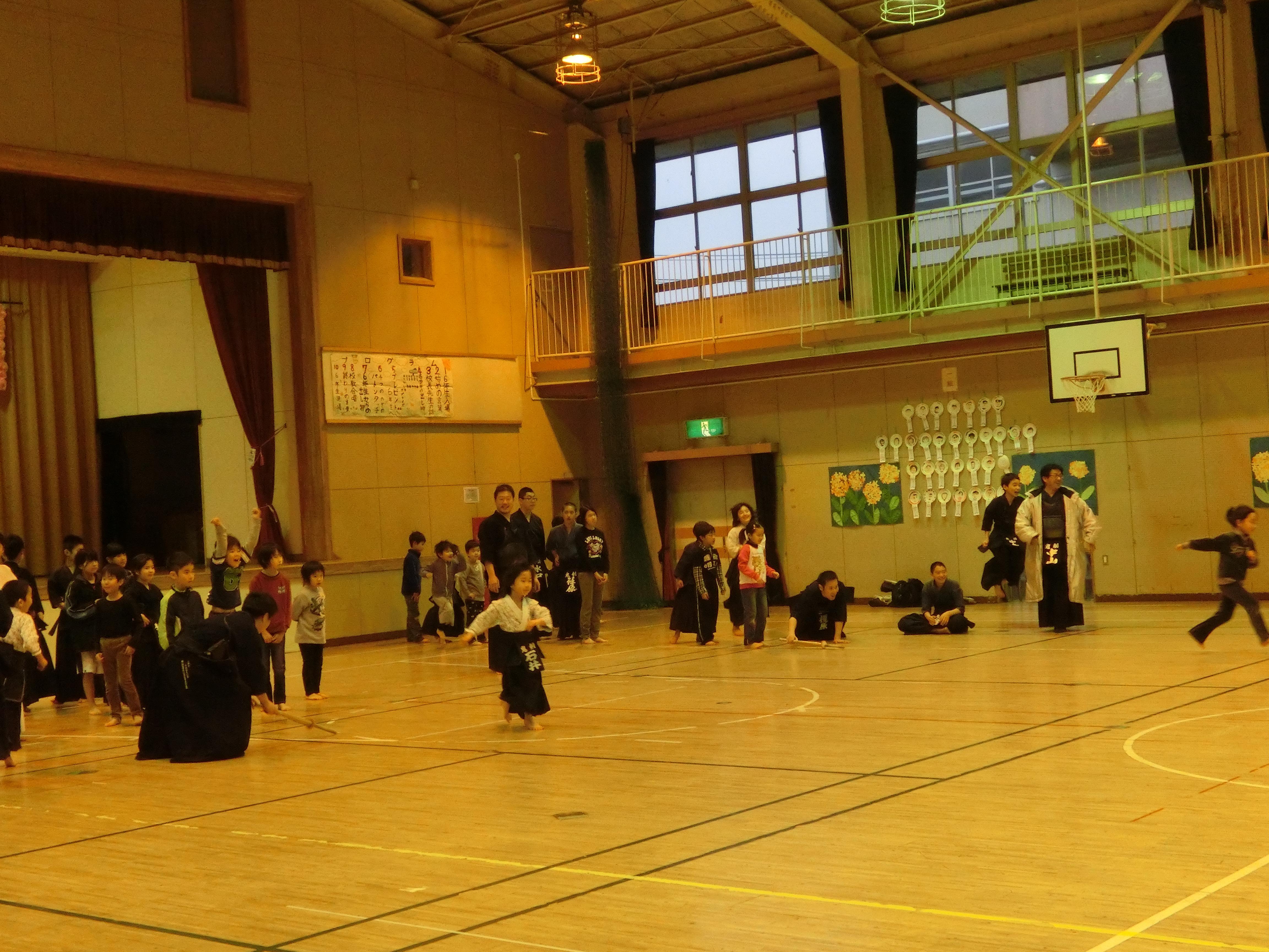 剣道体験教室