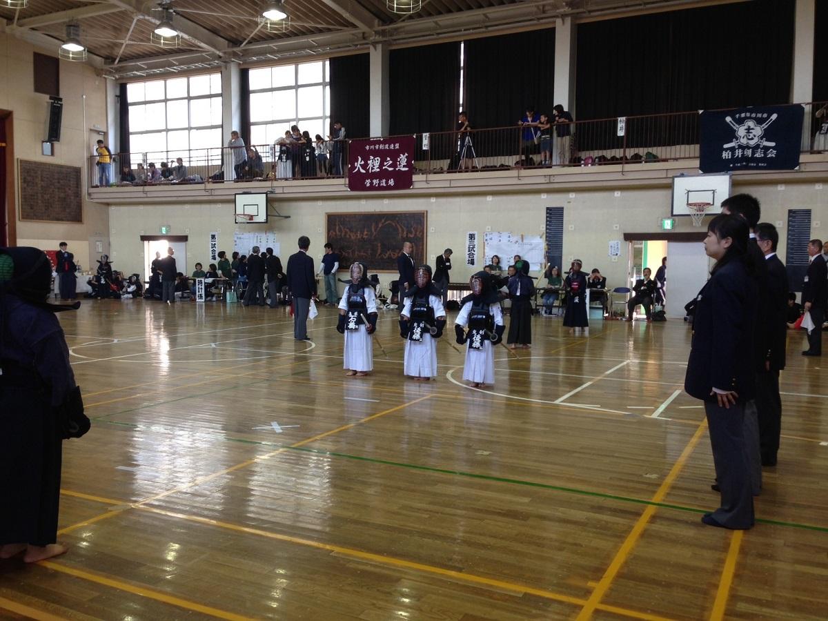 第20回信篤・葛南合同剣道錬成会3(14.10.19)