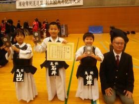 浦安市剣道連盟 創立30周年記念大会