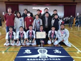 関東自衛隊剣道連盟青少年大会