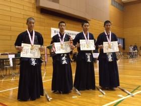 新松戸近隣道場剣道大会