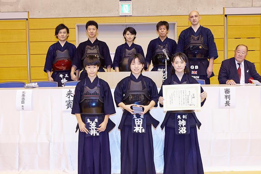 全国少年少女剣道祭