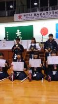平成27年度 亜細亜大学少年剣道大会