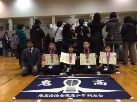 千葉県道連学年別個人戦
